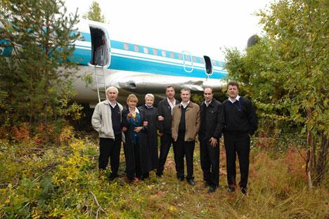 Aircraft crewSource: RIA Novosti