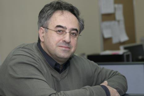 Jewgenij Abow, Herausgeber von Russland HEUTE. Copyright: Russland HEUTE