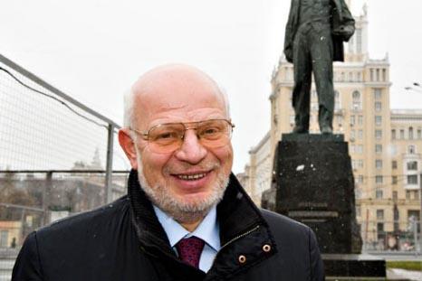 Michail Fedotow. Copyright: Golovach