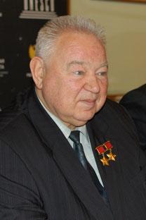 cosmonaut Georgy GrechkoPhoto by Marie Tchobanov