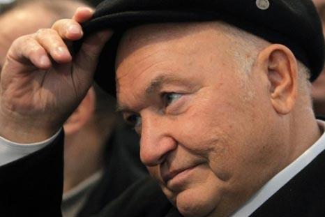 Die berühmte Mütze Luschkows