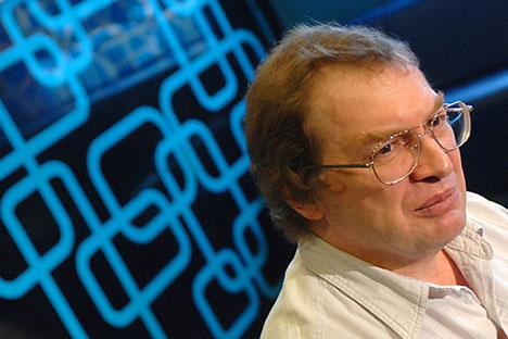 Sergei Mavrodi. Source: RIA Novosti