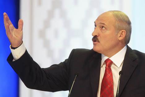 Alexander Lukashenko. Source: RIA Novosti