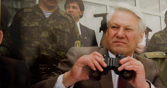 Dmitrij Donskoj,der Leibfotograf des ersten russischen Präsidenten Boris Jelzin. Foto: Photoexpress