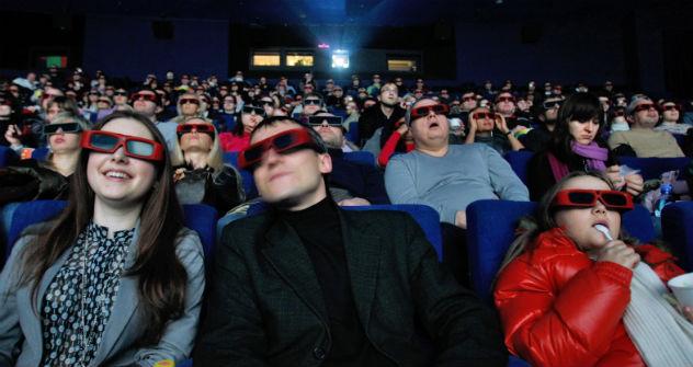 3D-Fans. Foto:Kommersant