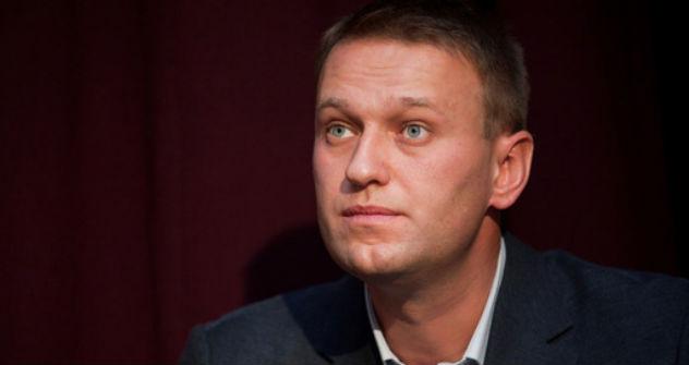 Alexej Navalny sieht mit Zuversicht in die Zukunft Russlands. Foto: RIA