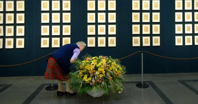 In Russland arbeiten Rentner oft als Museumsaufseher. Foto: Itar-TASS