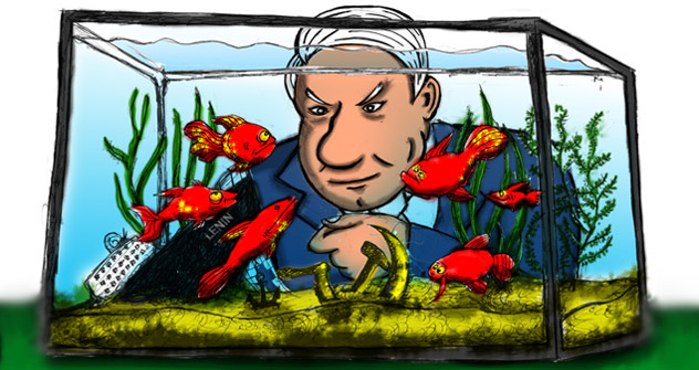 Zeichnung Niyaz Karim