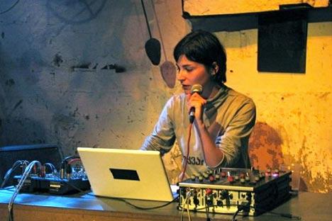 El concierto de Tusia Beridze en Berlin. Foto de Media Loca