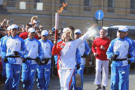 En los próximos años se van a celebrar en Rusia acontecimientos deportivos de alcance mundial. Foto de Kommersant