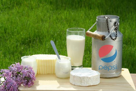 PepsiCo Inc has established itself as Russia's largest food-and-beverage business with a $3.8 bn takeover of juice and dairy king Wimm-Bill-Dann. Source: PhotoXPress