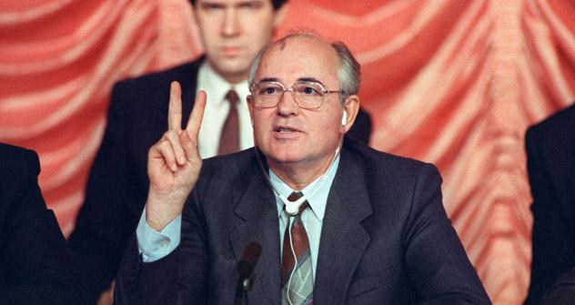 Mikhail Gorbachev. Source : AFP / EASTNEWS