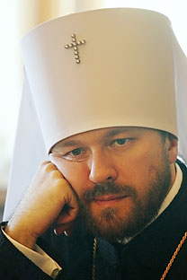 Metropolitan Hilarion of Volokolamsk. Source: ITAR-TASS
