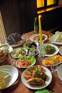Lent food. Source: ITAR-TASS