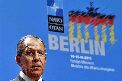 Sergey Lavrov. Photo: Reuters