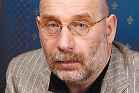 Boris Akunin, popular Russian writer of crime fiction