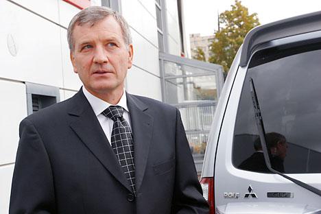 Sergei Petrov. Source: Kommersant