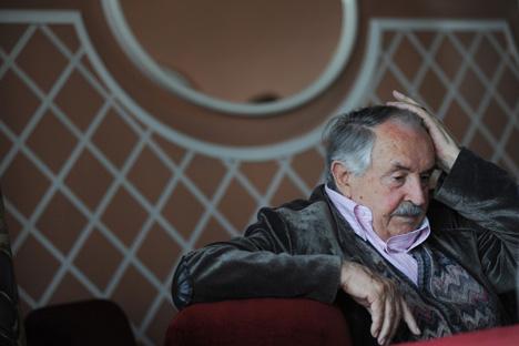 Tonino Guerra. Foto de Itar-Tass