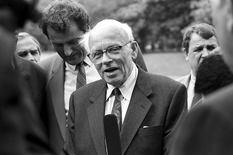 Andrei Sakharov. ITAR-TASS archive photo