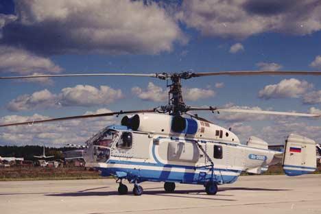 Ka-32A. Foto de Itar-Tass