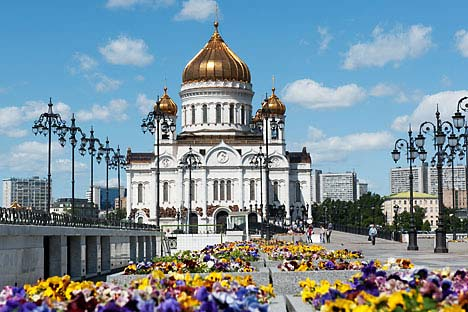 The Cathedral of Christ the Saviour. Source: Lori/Legion media