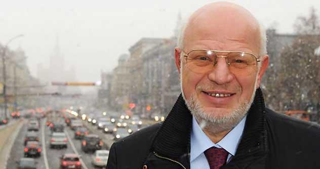 Mikhail Fedotov, presidential ombudsman. Photo by Serge Golovach