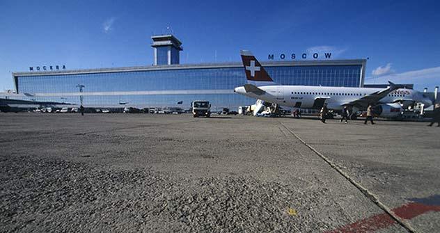Domodedovo Moscow airport. Source: RIA Novosti