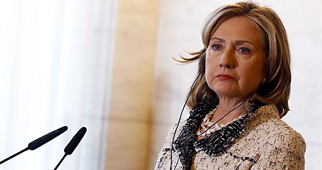 Hillary Clinton. Source: Reuters/Vostock Photo