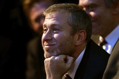 Roman Abramovich Foto: Reuters/Vostock Photo