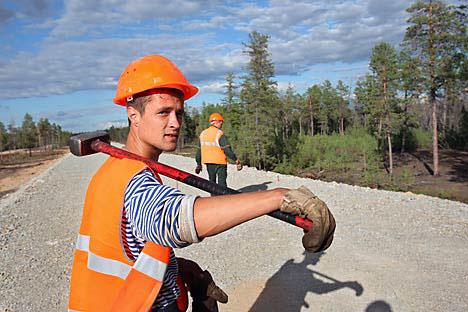 Rusia había conseguido grandes éxitos en cuanto a la lucha contra el desempleo. Foto de Kommersant