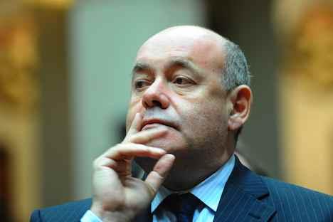 Michail Schwydkoi. Foto: ITAR-TASS