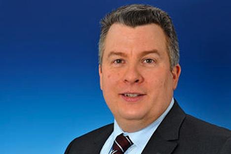 Ingo Mannteufel, Leiter der Russischen Redaktion der Deutschen Welle