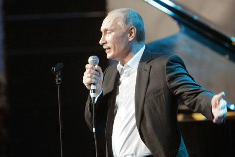 El primer ministro Vladímir Putin. Foto de Ria Novosti
