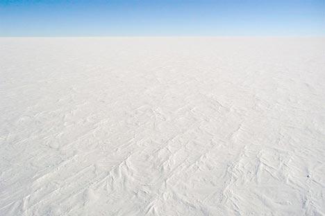 Antártida. Foto de Stephen Hudson