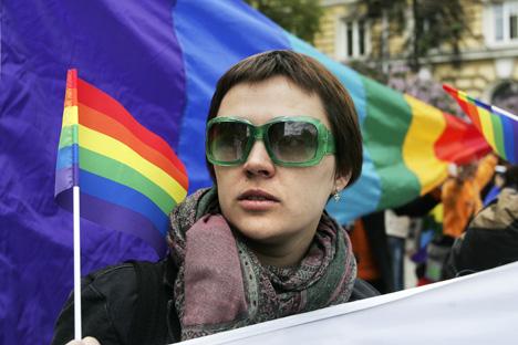 Lista enumera 646 indivíduos e instituições homofóbicas/Foto:AFP/East news