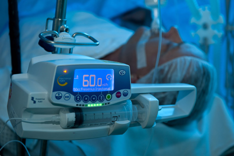 Apenas 20% do equipamento médico e odontológico no mercado russo é fabricado no país/Foto:Laif/Vostock-Photo