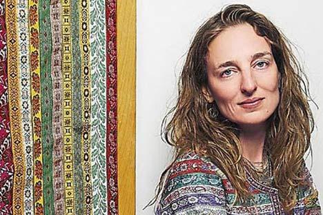 Diseñadora rusa Daria Razumíjina