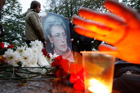 """""""Cinco años de impunidad"""". Foto de Reuters"""