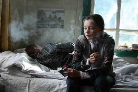 Siberie Mon Amour. Imagen de la película