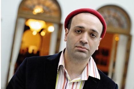 Georgui Isaakian tiene 43 años y es director del Teatro Musical Infantil de Moscú. Foto de Itar-Tass