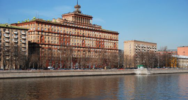 Eine der letzten Stalingebäude in Moskau. Foto: apartment.ru