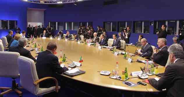 Seit 1998 ist Russland Teilnehmer des G8-Gipfels. Foto: ITAR-TASS