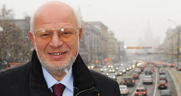 Chefe do comitê ministerial de direitos humanos da Rússia, Mikhail Fedotov/Foto:Serguei Golovatch