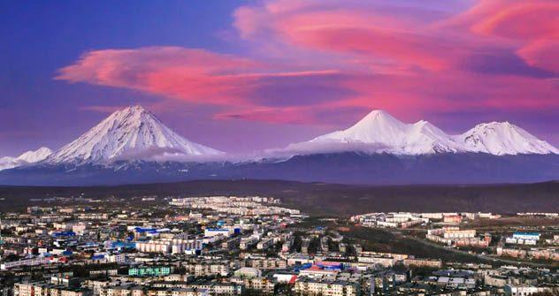 Kamtschatka. Foto: Irina Dalezkaja