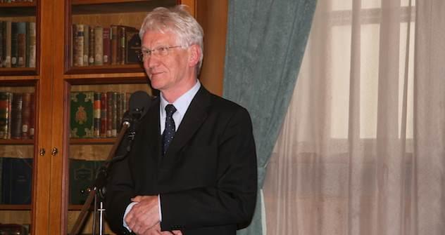 Prof. Dr. Wolfgang Eichwede. Foto:Susanne Spahn