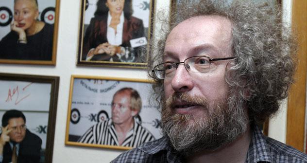 Echo Moskwy Chefredakteur Alexej Wenediktow. Foto: RG