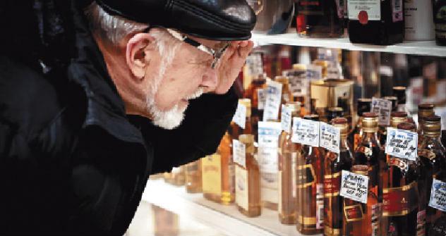 Der russische Verbraucher entdeckt den Whisky. Foto: Ruslan Suchuschin