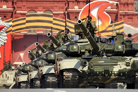 "Although ""the reform of the Armed Forces has almost been completed,"" as said Russia's outgoing President Dmitry Medvedev,  there is still a lot to be done to turn the Russian Armed Forces into a modern army. Source: AFP / East News"