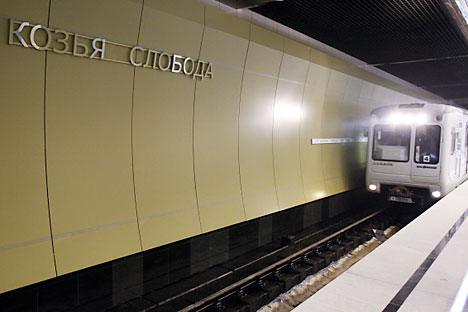 Kazan as the vibrant, pulsating city, which celebrated its millennium in 2005, now has a Metro which indicates that the city has been significantly changed for the last decade. Source: RIA-novosti