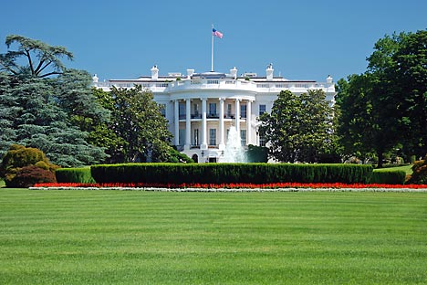 The U.S. White House in Washington, DC. Source: PhotoXPress